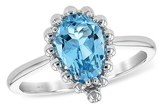 A243-76531: LDS RG BLUE TOPAZ 1.55 CT
