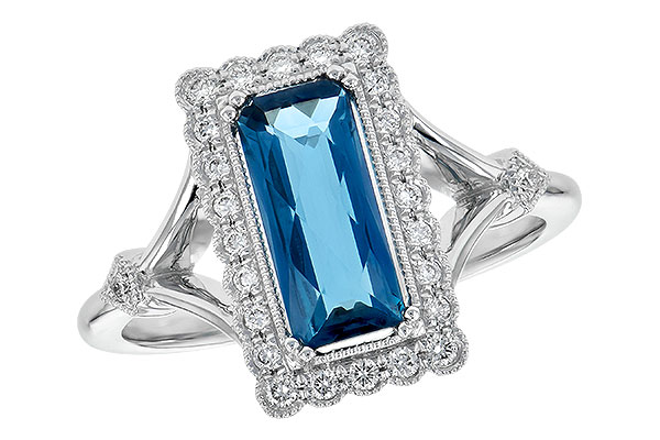 E244-69258: LDS RG 1.58 LONDON BLUE TOPAZ 1.75 TGW